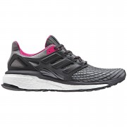 adidas Women's Energy Boost Running Shoes - Grey - US 8/UK 6.5 - Grey