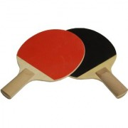 Super Table Tennis Racket Set 2 Bats