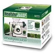 Elektromos búzafűprés (Healthy Juicer) Ezüst