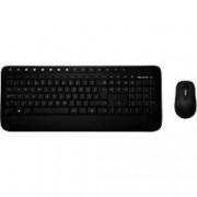 Microsoft Wireless Keyboard and Mouse Desktop 2000 Black