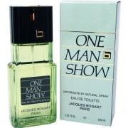 Perfume One Man Show Masculino Jacques Bogart EDT 100ml - Masculino