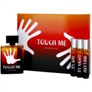 Concept V Touch Me coffret I. Eau de Toilette 100 ml + Eau de Toilette 20 ml + Eau de Toilette 20 ml + Eau de Toilette 20 ml