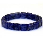 Bracelet sodalite carré