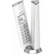 Telefon DECT fara fir Panasonic KX-TGK210FXW White