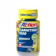 ProAction Integratore Carnitina 1000 Taglia: Unica Unisex PA0806