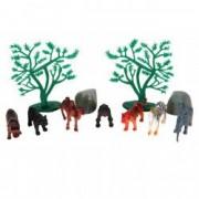 Set Figurine Animale Jungla