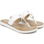 ALDO Women White Flats