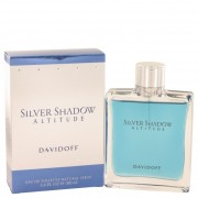 Davidoff Silver Shadow Altitude Eau De Toilette Spray 3.4 oz / 100 mL Fragrances 458930
