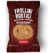 FARMO SpA Farmo Frollini Rustici S/g 30g