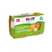 Hipp Gmbh & Co. Vertrieb Kg Hipp Omogeneizzato Frutta Mista e Cereali 2x125 g
