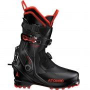 Atomic Backland Carbon black/red (2020/21)