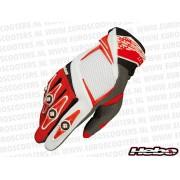 Cross handschoenen Scratch 4 Kleur: Rood Maat: S