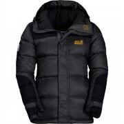 Jack Wolfskin Cook Jacket Kinder Gr. 116 - Winterjacke - schwarz