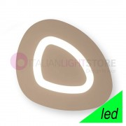 Gea Luce Srl Manila Plafoniera Lampada Moderna A Led Design