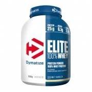 Dymatize Elite 100% Whey 4.6 lb (2100g) - Morango