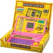 Prasid English Learner Kids Laptop (PinkPurple)