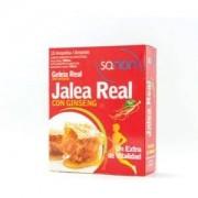 Sanon jalea real + ginseng 10 ampollas