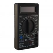 Multimetru digital DT-838, afisaj LCD, indicator polaritate