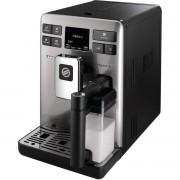 Espressor automat Philips Saeco Energica HD8852/09, 1400 W, 15 Bar, 1.6 L, Carafa lapte 0.5 L, Argintiu/Negru