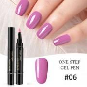 Gel nagellack - ett steg