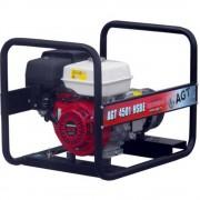 Generator de curent electric AGT 4501 HSBE, 4.2 kVA, monofazat, benzina, pornire electrica