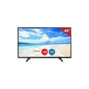 "Smart TV LED 40"" TC-40FS600B Panasonic, Full HD HDMI USB com Função Ultra Vivid e Wi-Fi Integrado"