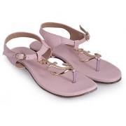 Trendy Look Women Pink Flats