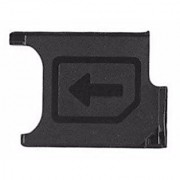 Sim Card Slot Sim Tray Holder Replacement Part for Sony Xperia Z2(PURPLE)