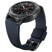 Samsung Gear S3 Silicone Strap ET-YSU76MB - Black