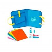 Valija De Diseño Cut It Out 2d Y 3d Con Accesorios - 220984