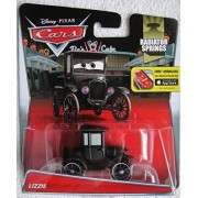 DISNEY PIXAR CARS RADIATOR SPRINGS LIZZIE 19/19