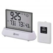 LCD domáca bezdrôtová meteostanica E0329