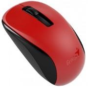 Mouse Genius optic NX-7005, Wireless (Rosu)