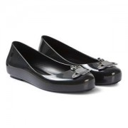 Mini Melissa Vivienne Westwood Space Love Skor Svart Barnskor 30 (UK 11)
