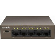 Switch Tenda TEF1105P, 5 porturi PoE