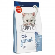 2x4kg Happy Cat Sensitive Sem Cereais Junior ração