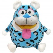 Mascota Tummy Stuffers Leopard Jay And Play