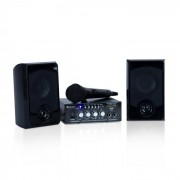 Auna Karaoke Star 1, караоке комплект, 2 x 50 W max., BT, USB/SD, Line-In (JO2-Karaoke-Star 1)