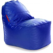 Home Story Video Rocker Chair Bean Bag XXL Size Royal Blue Color Cover Only