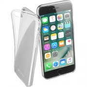 Husa Capac Spate Transparent Apple iPhone 7, iPhone 8, iPhone SE 2020 CELLULARLINE