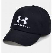 Under Armour Damespet UA Favorite Sportstyle Logo - Womens - Black - Grootte: OSFA