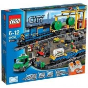 LEGO City Cargo Train [60052]