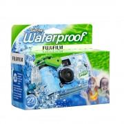 Fujifilm QuickSnap Marine Aparat Foto pe Film de Unica Folosinta Color 35mm ISO 800 27 Expuneri Subacvatic