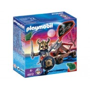 Playmobil Wolf Knight with Catapult