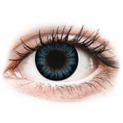 Maxvue Vision ColourVUE BigEyes - nedioptrické (2 čočky) Cool Blue