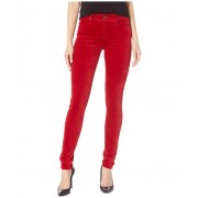 AG Adriano Goldschmied Farrah Skinny in Red Amaryllis Red Amaryllis