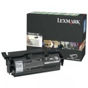 Lexmark Originale T 654 DTN Toner (T654X11E) nero, 36,000 pagine, 1.07 cent per pagina - sostituito Toner T654X11E per T 654DTN