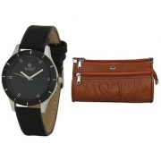 Evelyn Wrist Watch With hand Purse-LBBR-272-014