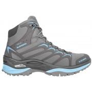 Lowa Innox GTX Mid - scarpe da trekking - donna - Light Grey/Light Blue