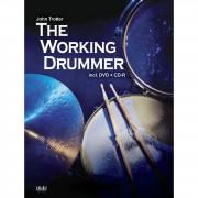 AMA Verlag The Working Drummer Englisch,Trotter,inkl.DVD+CD-R